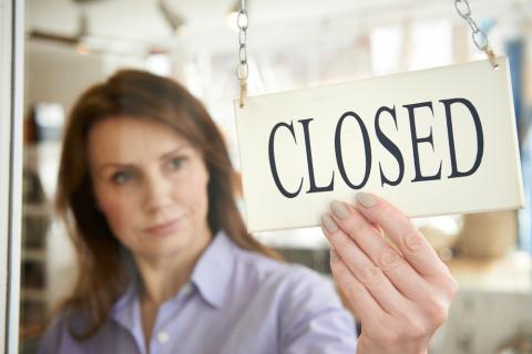 Business Closing? Have You Notified Creditors?